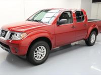 This awesome 2015 Nissan Frontier comes loaded with the