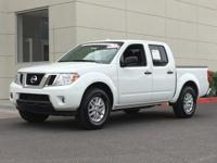 New Price! Certified. 2015 Nissan Frontier SV Odometer