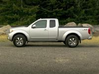 2015 Nissan Frontier SV CARFAX One-Owner. Recent