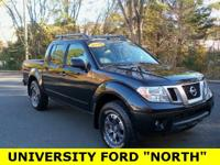 Carfax One-Owner. Clean CARFAX 2015 Nissan Frontier PRO