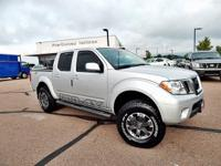Recent Arrival! Clean CARFAX. 4WD. Nissan Certified