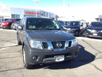 CARFAX One-Owner. Clean CARFAX. Night Armor 2015 Nissan