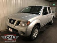 Options:  2015 Nissan Frontier 4Wd Crew Cab Swb Auto