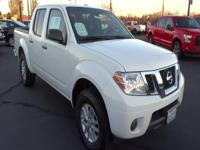 Step into the 2015 Nissan Frontier! Comprehensive style