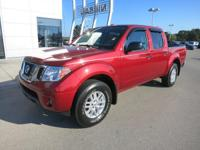 Options:  2015 Nissan Frontier Sv 4Wd|***Model
