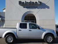 2015 Nissan Frontier 4WD 4x4 4DR Low Miles 1-Owner Tow