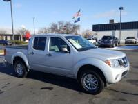 4X4 NISSAN FRONTIER SV /// CAR FAX ONE OWNER /// SUPER