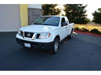 2015 Nissan Frontier King Cab S Pickup MANUAL