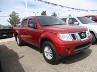 Climb inside the 2015 Nissan Frontier! A great vehicle