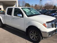 1 OWNER, LOW MILES, SL, CREW CAB, NAVIGATION, MOONROOF,