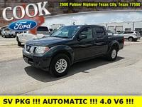 Gray 2015 Nissan Frontier SV RWD 5-Speed Automatic with