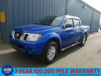 Check out this gently-used 2015 Nissan Frontier we