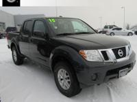 2015 Nissan Frontier SV Williamsport area. 4WD.