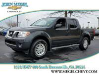 SV trim. EPA 21 MPG Hwy/15 MPG City! CARFAX 1-Owner,