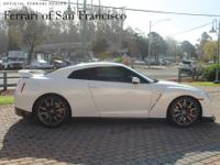 Step into the 2015 Nissan GT-R! It just arrived on our