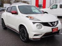 This 2015 Nissan JUKE NISMO is a New Arrival that is