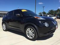 Check out this gently-used 2015 Nissan JUKE we recently