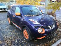 The Juke has a L4, 1.6L; Turbo high output engine. Good