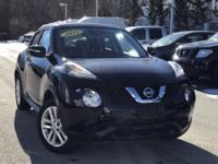 2015 Nissan Juke SV Super Black Rear Back Up Camera,