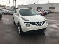 Clean AutoCheck Report and 1 Owner. Juke SV, AWD, and