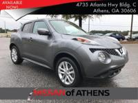 Check out this 2015 Nissan JUKE SV. Its Variable