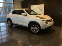 CARFAX One-Owner. Clean CARFAX. White Pearl 2015 Nissan
