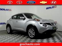 This 2015 Nissan JUKE S is proudly offered by Gosch