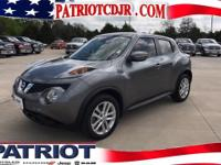Options:  2015 Nissan Juke S|Abs Brakes|Electronic