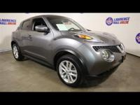 2015 Nissan Juke SL ABS brakes, Electronic Stability