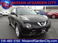 Land a score on this 2015 Nissan JUKE before it's too