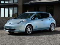 Clean CARFAX. 2015 Nissan Leaf S FWD Single Speed