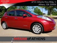 Look at this 2015 Nissan LEAF S. Its Automatic