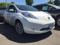 ***CLEAN CARFAX** **ONE OWNER*** NISSAN CERTIFIED, 100%