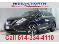 New Price! This 2015 Nissan Murano Platinum in Magnetic