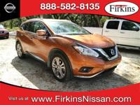CARFAX One-Owner. Clean CARFAX. Sunset 2015 Nissan