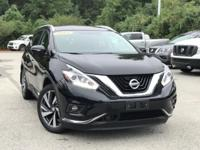 2015 Nissan Murano Platinum Black ABS brakes, Alloy