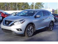 6 Cylinder  Options:  Automatic|This 2015 Nissan Murano