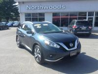 Contact Northwoods Nissan today for information on