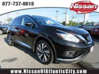 Check out this 2015 Nissan Murano Platinum. Its