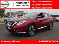 NISSAN CERTIFIED PRE-OWNED !!! PLATINUM !!! LOADED !!!