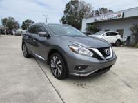 2015 Nissan Murano Platinum FWD** Loaded top of the