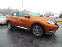 This 2015 Nissan Murano Platinum is a great option for