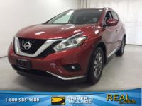 Cayenne Red Metallic 2015 Nissan Murano S AWD CVT with