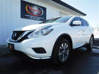 FUEL EFFICIENT 2015 NISSAN MURANO S AWD 3.5 LITER V6