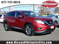 Come see this 2015 Nissan Murano S. Its Variable