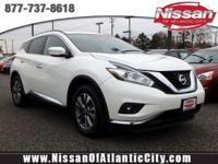 Look at this 2015 Nissan Murano SV. Its Variable