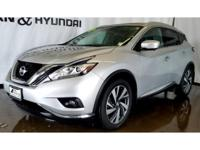 This 2015 Nissan Murano  has a V6, 3.5L high output