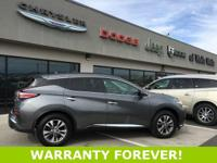 Recent Arrival! 2015 Nissan Murano SV 4D Sport Utility