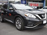 Form meets function with the 2015 Nissan Murano. You'll
