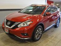 Look at this Nissan Certified 2015 Nissan Murano SV